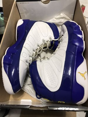 Jordan laker 9s for Sale in Hialeah, FL