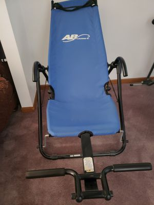 ABLounge Exercise Equipment for Sale in Sterling Heights, MI