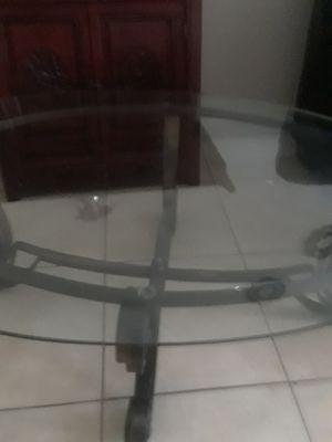 Se vende mesa cristal for Sale in Avon Park, FL