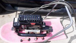 Warn powerplant dual force HD winch with bull bar for Sale in Westland, MI