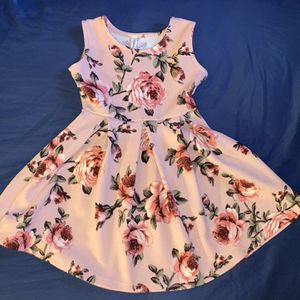 Pink Flowered Dress for Sale in Santa Ana, CA