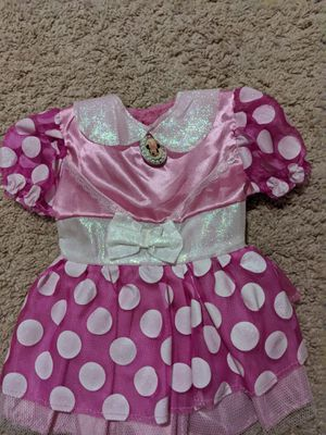 Baby Minnie Halloween costume dress for 0-12m for Sale in Lake Worth, FL