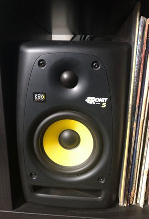 Rokit 5 KRK Speaker Monitors Pair for Sale in Long Beach, CA