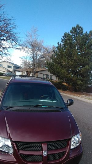 2001 Dodge Grand Caravan for Sale in Denver, CO
