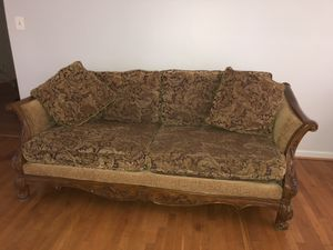 Formal Sofa and loveseat for Sale in Gaithersburg, MD