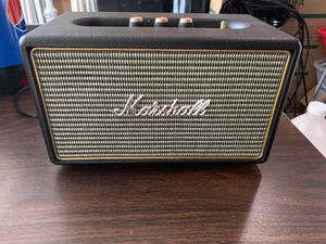 Marshall Retro Bluetooth Speaker with Cord for Sale in Taylor, MI