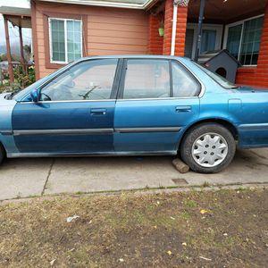 1991 Honda Accord for Sale in Salinas, CA