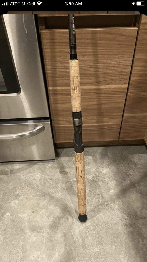 Fishing rod, Shimano Calcutta, 80H