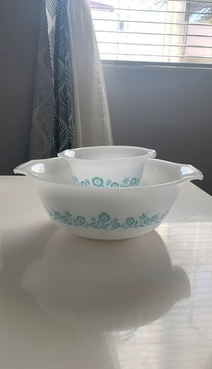 Vintage Sears Roebuck Maid of Honor Milk Glass Bowls for Sale in Rosemead, CA