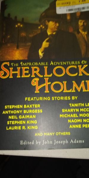 2 Sherlock books for $25 (Brand New /un-read) for Sale in Indianapolis, IN