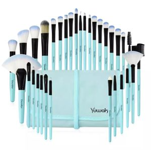 32pc makeup brush with bag for Sale in Portland, OR