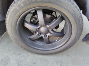 265/50/20 boss wheels and perali tires for Sale in Wenatchee, WA
