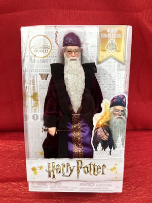 Harry Potter Albus Dumbledore doll for Sale in Bell, CA