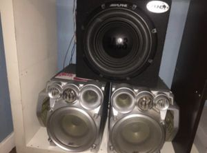 Sound system for Sale in Fremont, CA
