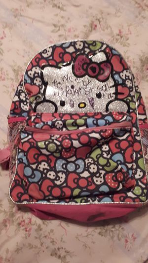 Good Condition Hello Kitty Backpack for Sale in Houston, TX