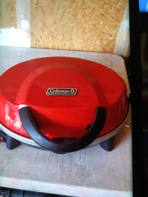 Coleman camping grill for Sale in Arlington, WA