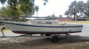 Santana 21 Sailboat for Sale in Comfort, TX