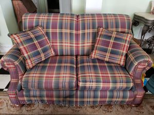 Two Seat Couch for Sale in Alexandria, VA