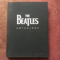 The Beatles Anthology Hardcover, Coffee Table Book for Sale in Rochester,  NY