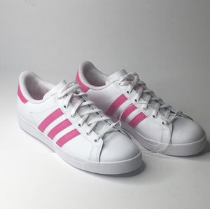 New Adidas Pink Originals Sneakers Hot Pink Size 6 for Sale in Anaheim, CA