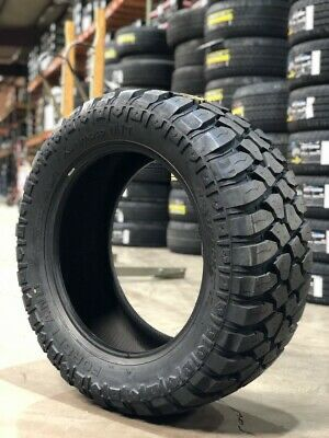 33/12.50R22 Forceland Mud Terrain (4 for $700) for Sale in Whittier, CA