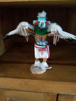 Kachina doll Native American art for Sale in Scottsdale, AZ