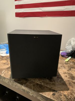 KLIPSCH POWERED SUBWOOFER SUB 8 II for Sale in Miami, FL