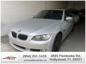 2009 BMW 328i COUPE,, CLEAN TITLE,,DRIVES GREAT,,MINT CONDITION,,MUST SEE,,EVERYONES APPROVED,, $1000 DOWN!!!! for Sale in Hollywood, FL