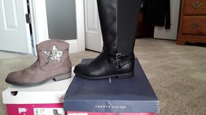 Girls boots size 3 *NEW* for Sale in North Lima, OH