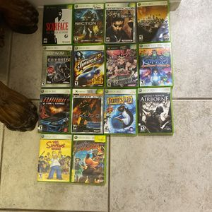 XBox Games All For 15 for Sale in Hialeah, FL