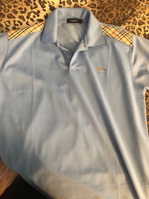 Burberry shirt xxl fits like xl or large for Sale in Salinas, CA