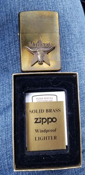 Rare Marlboro zippo for Sale in Dade City, FL