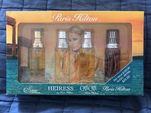 Brand New Paris Hilton Eau De Parfum Spray Set .5 fl oz - I have (4) sets for sale $14 ea - I paid $25 ea - P/U IN AIEA - I DON'T DELIVER for Sale in Aiea, HI