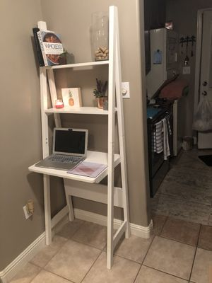 Ladder Desk with Shelves for Sale in Phoenix, AZ