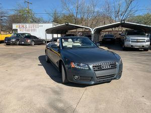 2010 Audi A5 for Sale in Arlington, TX