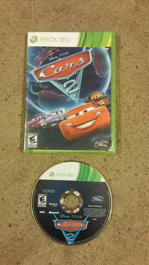 Cars 2 xbox 360 game for Sale in Pittsburgh, PA