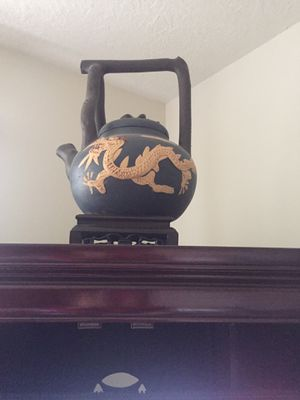 Antique Chinese kettle for Sale in Portland, OR