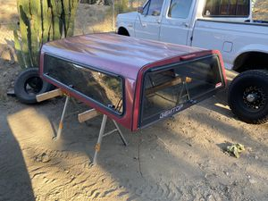 Gem top camper shell for Sale in Upland, CA