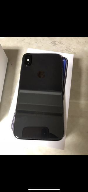 IPhone X sprint 64 GB for Sale in Charlotte, NC