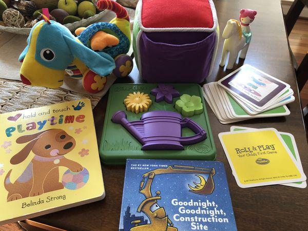 Mixed Baby Toddler Lot, Tony, Ki's Kids, Lamaze