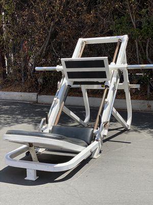 Commercial Exercise Equipment Leg Press for Sale in Altadena, CA