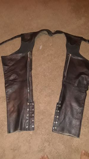 Leather chaps by Bonus for Sale in Pomona, CA