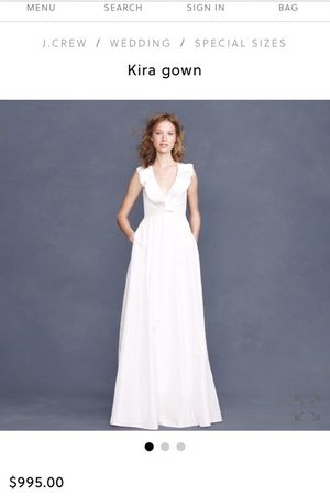 J. Crew Wedding Dress Size 2 for Sale in Lincoln, MA