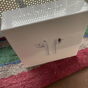 Apple AirPods 2nd Generation New for Sale in Whittier, CA
