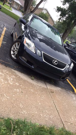 Lexus 2007. GS350 fully loaded . Clean title on hands, clean car inside and outside come check it out by yourself , it's daily smooth excellent driv for Sale in Chicago, IL