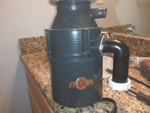 Insinkerator Badger 5 (1/2 HP) Garbage Disposal for Sale in Port St. Lucie, FL