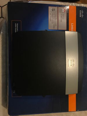 Linksys E2500 Dual Band N600 Router for Sale in Everett, MA