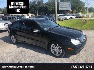2002 Mercedes-Benz C-Class for Sale in Largo, FL