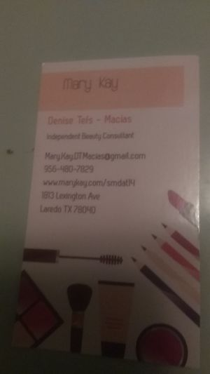 Independent Beauty Consultant for Sale in Nuevo Laredo, MX