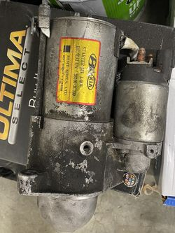 06 Hyundai Sonata OEM Starter for Sale in Tacoma,  WA